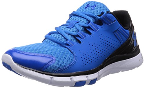 Galleon - Under Armour Mens UA Micro G® Limitless Training Shoes 9 BLUE JET fa548235d3c9