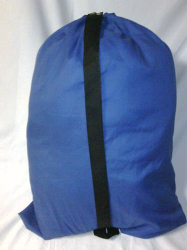Heavy Duty 30x40 Canvas Laundry Bag with Strap Made in Usa by Laundry Bags (Image #1)