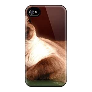 New Cute Funny Siamese Blue Eyed Cat Cases Covers/ Iphone 6 Cases Covers