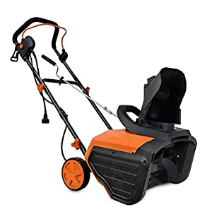 WEN 5662 Snow Blaster 13 Amp Electric Thrower, 18-Inch