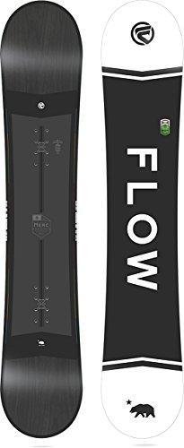 Flow Merc Snowboard 2018 Black 162W