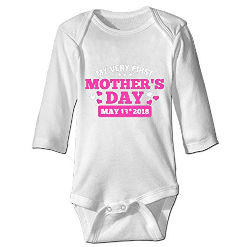 Funny Gift Baby Bodysuit One Piece Costume for Pregnant Wife for Mother's Day -