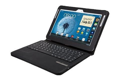 custodia con tastiera galaxy note 10.1