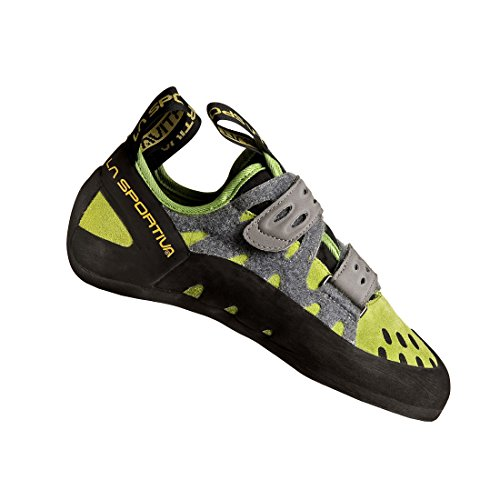 La Sportiva Tarantula Men's Rock Climbing Shoe, Kiwi, 42 M EU