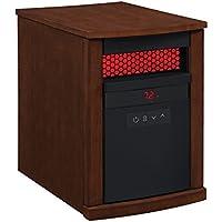 Duraflame 5200-BTU Infrared Quartz Cabinet Electric Space Heater