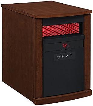 Duraflame 5200-BTU Infrared Cabinet Electric Space Heater