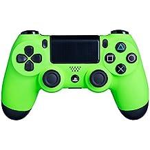DualShock 4Controladores inalámbricos para PlayStation 4–PS4Mando a Distanciatáctil –Un mayor agarre para largas sesiones de juego–varios colores disponibles Verde