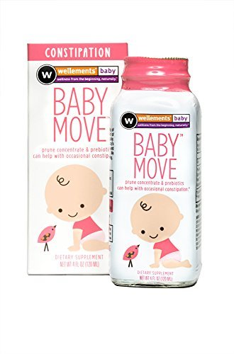 Wellements Baby Move, 120ml (Pack of 3) by Wellements Baby (Baby Moves)