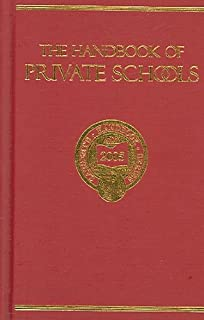 Handbook of Private Schools