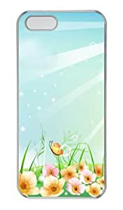Easter Day PC Transparent uncommon iphone 5S cover for Apple iPhone 5/5S