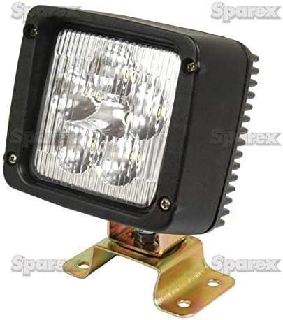 Sparex Hohe QualitÄt 12 24 V Square Aluminium Led Lampe 900 Lumen Küche Haushalt