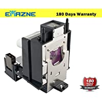 Emazne AN-D400LP Projector Replacement Compatible Lamp With Housing For Eiki AH-42001 EIP-4200 EIP-D450 Sharp PG-D3750W PG-D4010 X 4010X PG4010X PGD4010X PG-D40W3D PG-D45X3D EIP-4200 EIP-D450