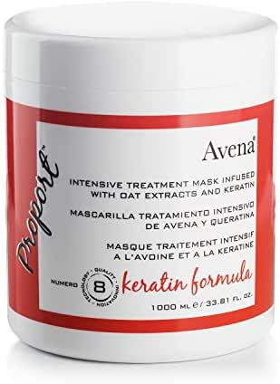Avena Proport Intensive Treatment Mask w/Oat Extracts and Keratin 33.8oz