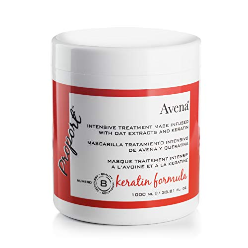 Avena Proport Intensive Treatment Mask w/Oat Extracts and Keratin - Intensive Mask Treatment