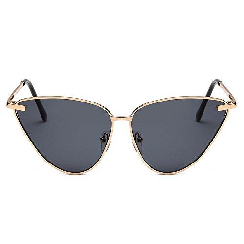 Gafas de sol de ojo de gato Unisex 6fb97e1f7c4a