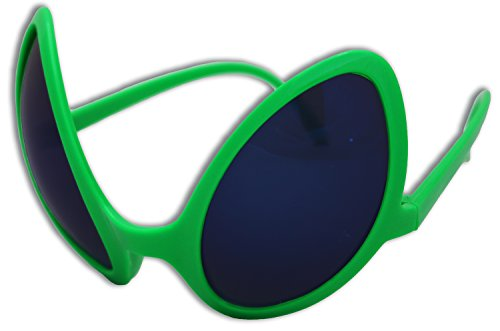 Glasses Close Encounter (Green Alien Glasses Eyes Close Encounters Sunglasses)