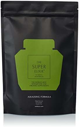 WelleCo - Natural Super Elixir Greens (Original Pineapple Lime, 150g)