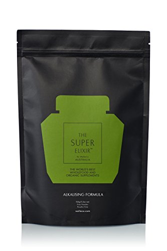 WelleCo - All Natural Super Elixir Greens (150g Trial Size)