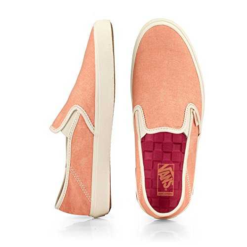 Vans Women's Comina Low-Top Slippers (washed canvas) S9Q8Uigwe