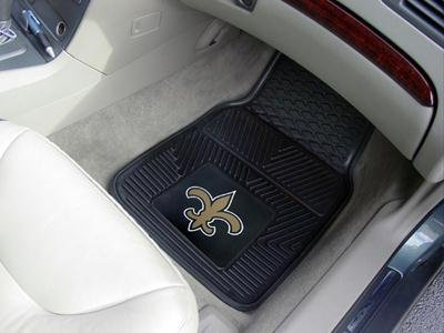New Orleans Saints Car Mats - 7