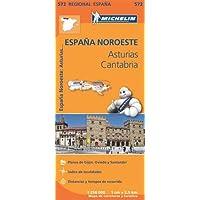 España Noreste. Asturias, Cantabria 1:250.000