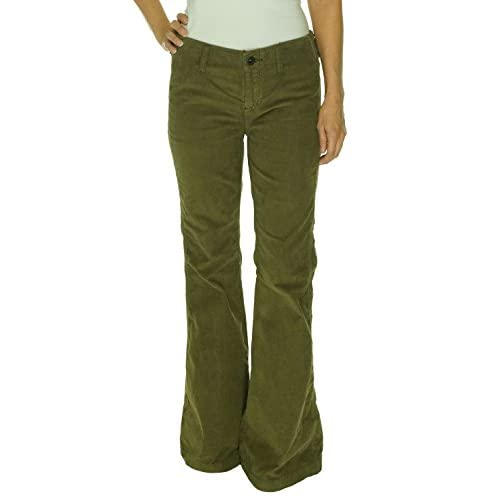 Free People Womens Corduroy Flared Casual Pants supplier