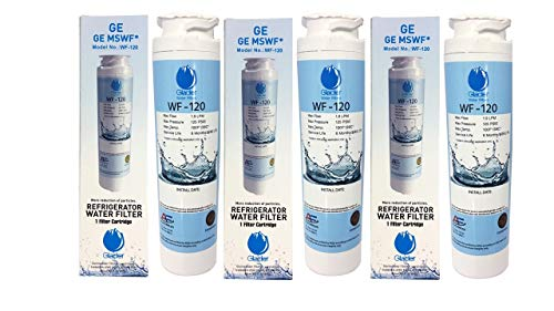 AF Compatible Replacement Water Filter Cartridge for GE MSWF CSCP5UGXAFSS, CSCP5UGXCFSS, CSCP5UGXDFSS, CSHS5UGXBSS