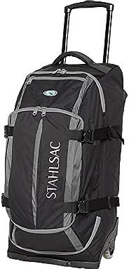 Stahlsac 2014 Curacao Clipper Bag - Black/Grey