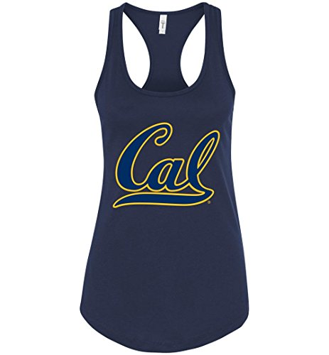 Official NCAA University of California UC Berkeley Golden Bears CAL Oski! Racerback Tank - UCAL2000-A