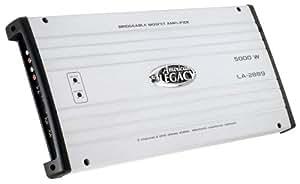Legacy LA2889 5000 Watt 2 Channel Bridgeable MOSFET Amplifier