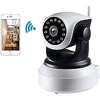 NexGadget IP Camera HD WiFi Security Camera Video Recording Pan Tilt Remote Motion Detect Alert