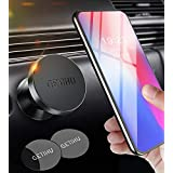 GETIHU Phone Holder for Car, 360° Dashboard Car Phone Mount, Universal Magnetic Cell Phone Car Holder GPS, Compatible with iPhone XS X 8 7 6 6s plus Samsung Galaxy Note 9 S9 Huawei Blackberry HTC Motorola Oneplus etc.