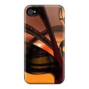 Waterdrop Snap-on Tubes 3d Cases For Iphone 6