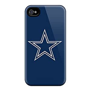 High Quality Phone Covers For Iphone 6plus With Custom Attractive Dallas Cowboys Series CassidyMunro