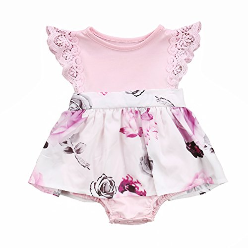 infant and big sister matching dresses - 2