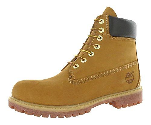 "Timberland Earthkeepers Premium Icon 6"" Waterproof Wheat Nubuck Classic Work Boot in 10.5 010061713-28.5"