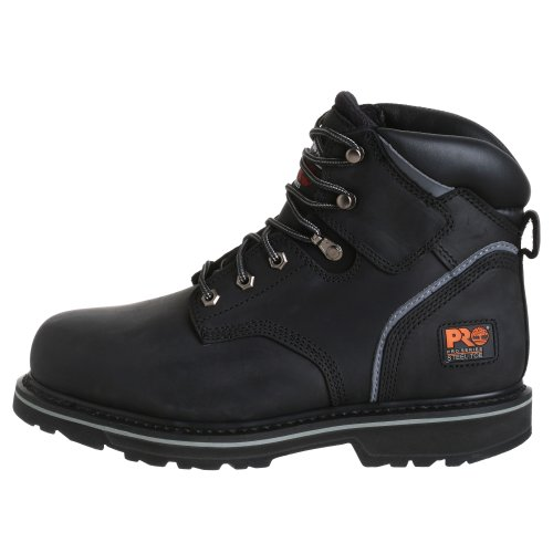 "Timberland PRO Men's Pitboss 6"" Steel-Toe Boot"