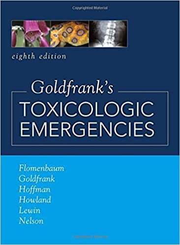 Goldfranks toxicologic emergencies eighth edition toxicologic goldfranks toxicologic emergencies eighth edition toxicologic emergencies goldfranks 8th edition fandeluxe Image collections