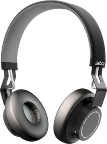 Jabra Move Wireless Bluetooth Stereo Headphones  Black