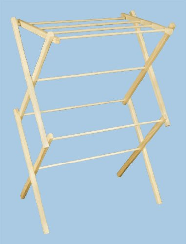 Robbins 302 Wood Clothes Dryer Rack