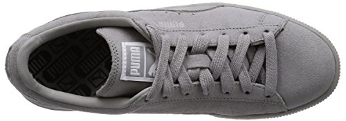 a178b72d082a Puma Suede Classic Matte   Shine Womens Suede Trainers Grey - 5 UK   Amazon.co.uk  Shoes   Bags