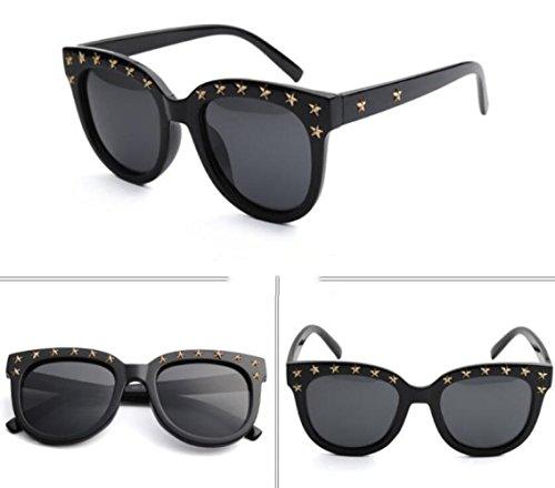 Libre Oscilan Las Gafas Aire Sol Sol De Gafas Sol Gafas Las Negro Al De De MSNHMU De S8HZxqAW