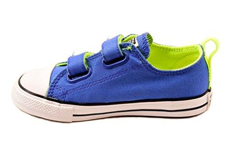 Converse De Azul Para Lona Niño Zapatillas r5fXqwrx