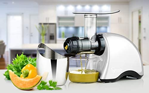 Sana by omega - 707 extractor de zumo, horizontal: Amazon.es ...