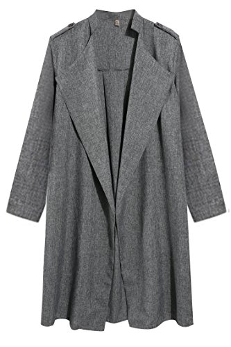 Hotouch Womens Sleeve Waterfall Cardigan Review
