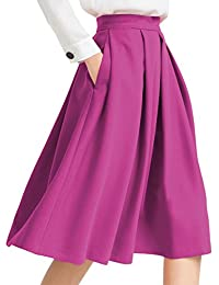 Amazon.com  Purples - Skirts   Clothing  Clothing, Shoes   Jewelry 996973f821