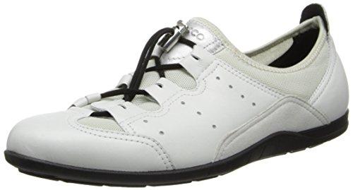 ECCO Womens Bluma Toggle Sneaker White V1RvCtbMZ