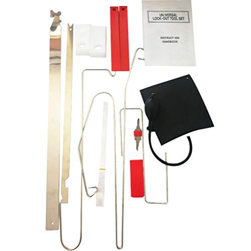 Vosarea 12 Pcs Car Door Maintenance Kits Door Expander Auto Repair Auxiliary Maintenance Tools
