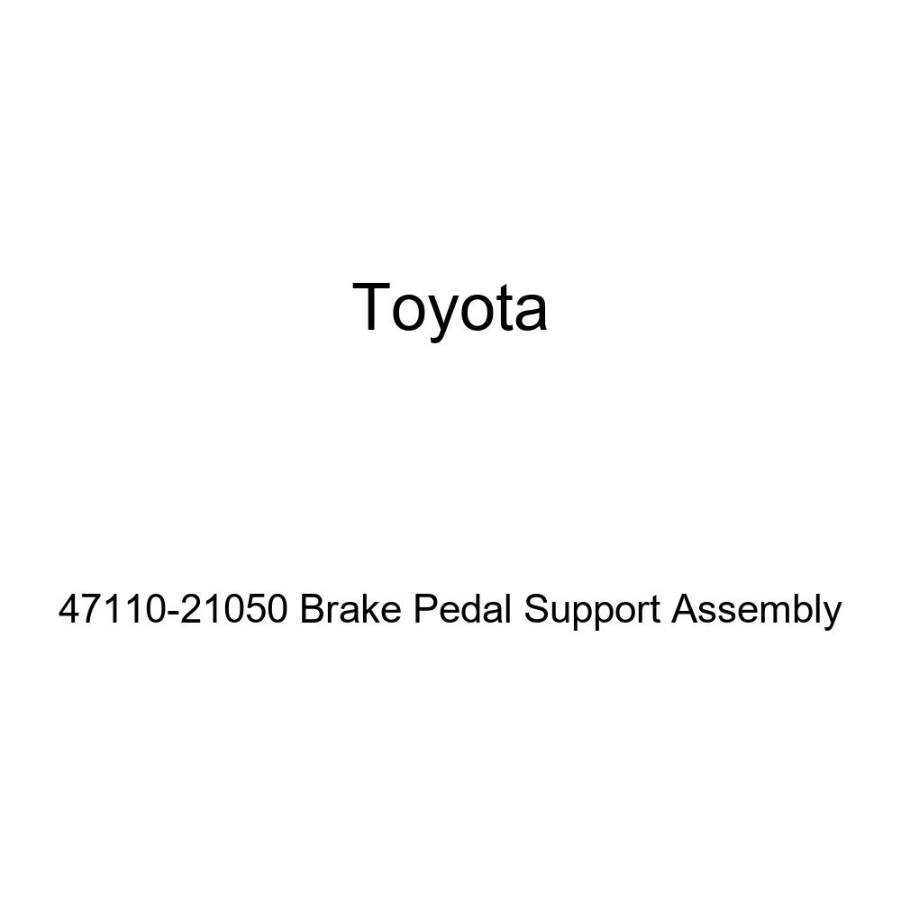 TOYOTA Genuine 47110-21050 Brake Pedal Support Assembly