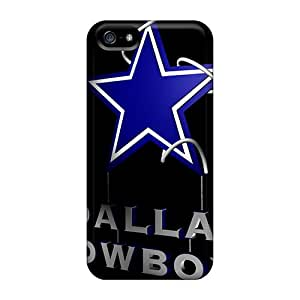 Archerfactory2002 GTh14457RFPN Cases Covers Iphone 5/5s Protective Cases Dallas Cowboys Black Friday